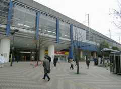 各線赤羽駅の様子。(2008-01-08,共用部,ENVIRONMENT,1F)