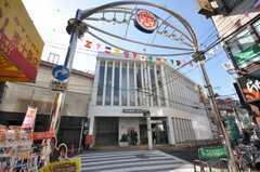 京浜東北線東十条駅の様子。(2009-02-12,共用部,ENVIRONMENT,1F)