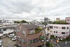 屋上から見た光景。(2016-09-21,共用部,OTHER,4F)