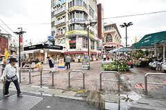 各線・王子駅前の様子。(2016-09-21,共用部,ENVIRONMENT,1F)