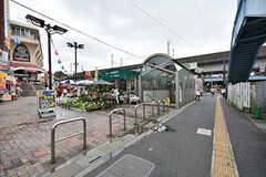 各線・王子駅の様子。(2016-09-21,共用部,ENVIRONMENT,1F)