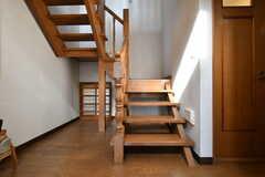 階段の様子。(2018-02-05,共用部,OTHER,1F)