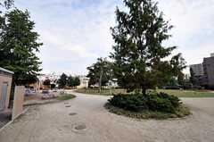 シェアハウスの近くにある公園。(2010-10-18,共用部,ENVIRONMENT,1F)