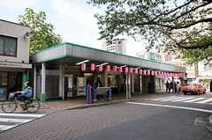 JR埼京線・板橋駅の様子。(2010-10-18,共用部,ENVIRONMENT,1F)