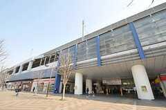各線・赤羽駅の様子。(2013-03-07,共用部,ENVIRONMENT,1F)