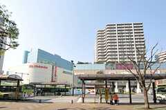 各線・赤羽駅前の様子。(2013-03-07,共用部,ENVIRONMENT,1F)