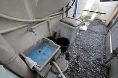 洗い場もあります。(2010-11-18,共用部,OTHER,1F)