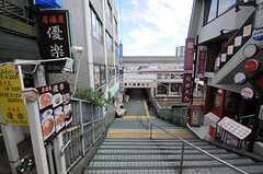 JR京浜東北線・東十条駅の様子。(2010-11-18,共用部,ENVIRONMENT,1F)