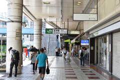 各線・王子駅の様子。(2019-08-06,共用部,ENVIRONMENT,1F)