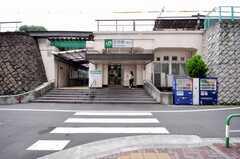 JR王子駅南口の様子。(2009-07-03,共用部,ENVIRONMENT,1F)