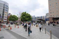 各線・赤羽駅の様子。(2011-05-17,共用部,ENVIRONMENT,1F)