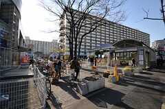 東京メトロ南北線・王子神谷駅の様子。(2011-04-01,共用部,ENVIRONMENT,1F)