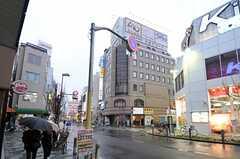 各線・赤羽駅の周辺環境の様子。(2012-03-02,共用部,ENVIRONMENT,1F)
