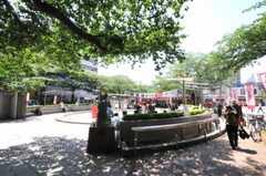 埼京線板橋駅前の様子。(2010-05-21,共用部,ENVIRONMENT,1F)
