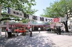 埼京線板橋駅の様子。(2010-05-21,共用部,ENVIRONMENT,1F)