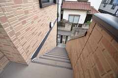 1階と2・3階は完全に独立しています。もちろん、行き来も可能。(2014-11-05,共用部,OTHER,2F)