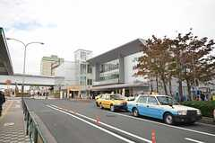各線・田端駅の様子。(2014-11-05,共用部,ENVIRONMENT,1F)