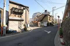 シェアハウス周辺は穏やかな住宅地です。(2013-03-11,共用部,ENVIRONMENT,1F)
