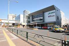 各線・田端駅の様子。(2013-03-11,共用部,ENVIRONMENT,1F)