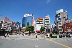 各線・赤羽駅前の様子。(2013-05-31,共用部,ENVIRONMENT,1F)