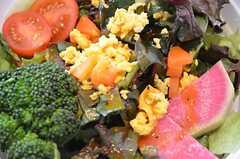 おいしいサラダ・ランチ。(2013-02-23,共用部,PARTY,1F)