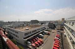 建物の隣は郵便局です。(2014-04-23,共用部,OTHER,6F)