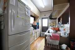 キッチンの様子。(2012-06-20,共用部,KITCHEN,2F)