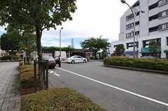 JR武蔵野線・新小平駅の様子。(2012-06-20,共用部,ENVIRONMENT,1F)