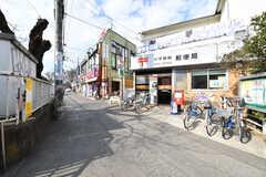 各線・小平駅前の様子。(2017-02-27,共用部,ENVIRONMENT,1F)