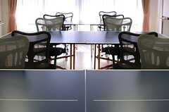 オフィスチェアの様子。(2014-04-18,共用部,OTHER,2F)