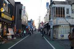 JR・東小金井駅前の様子。(2014-03-05,共用部,ENVIRONMENT,1F)