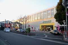 JR・東小金井駅の様子。(2014-03-05,共用部,ENVIRONMENT,1F)