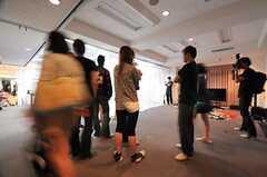 内覧会の様子。(2014-06-07,共用部,PARTY,1F)
