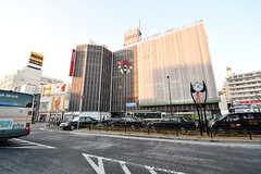 武蔵小金井駅前の西友。(2017-01-19,共用部,ENVIRONMENT,1F)