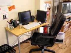 シェアハウスのラウンジ3。(2008-02-08,共用部,OTHER,1F)