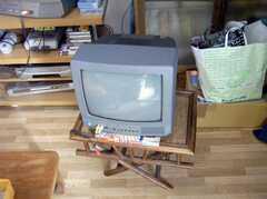 ゲーム専用TV。(2008-02-08,共用部,OTHER,1F)