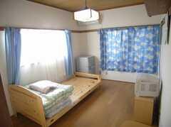 専有部の様子。(206号室)(2008-02-08,専有部,ROOM,2F)