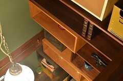 上から見たボックス。(Cafe modern Style)(2013-12-24,共用部,OTHER,2F)