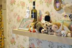 リビングに飾られた動物たち。(Innocent Girly Style)(2014-06-08,共用部,LIVINGROOM,2F)