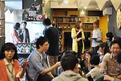 パーティの様子。(Cafe modern Style)(2014-06-08,共用部,PARTY,2F)