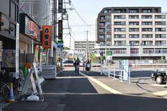 JR中央線・東小金井駅周辺の様子2。(2017-05-29,共用部,ENVIRONMENT,1F)
