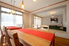 ダイニングの隣は和室は設けられています。(2015-03-26,共用部,LIVINGROOM,1F)
