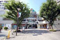 JR中央線西国分寺駅の様子。(2008-08-31,共用部,ENVIRONMENT,1F)