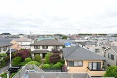 屋上からの景色。(2018-05-09,共用部,OTHER,4F)