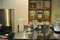 キッチンの小物はたまに増えます。(2013-11-26,共用部,KITCHEN,1F)