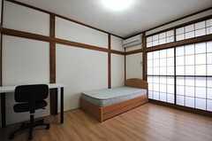 専有部の様子。(203号室)(2011-04-28,専有部,ROOM,2F)
