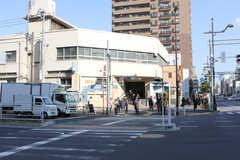東京メトロ東西線・東陽町駅の様子。(2019-01-29,共用部,ENVIRONMENT,1F)