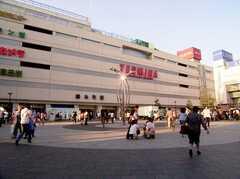 錦糸町駅の様子。(2005-09-10,共用部,ENVIRONMENT,1F)