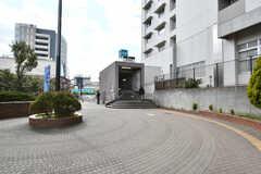 東京メトロ東西線・南砂町駅の様子。(2020-02-27,共用部,ENVIRONMENT,1F)