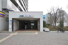 都営地下鉄東西線・南砂町駅の様子。(2013-03-07,共用部,ENVIRONMENT,1F)